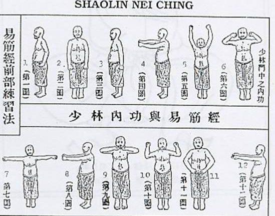 Exploring Shaolin Chi Kung